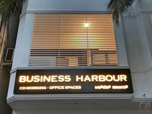 General Bangalore Domlur business-harbour