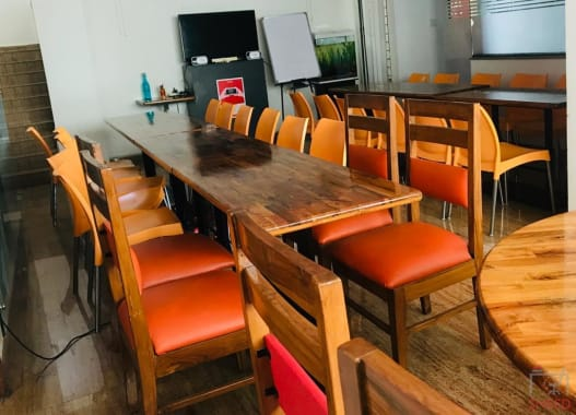 20 seaters Open Desk Bangalore HSR designerrs-lab