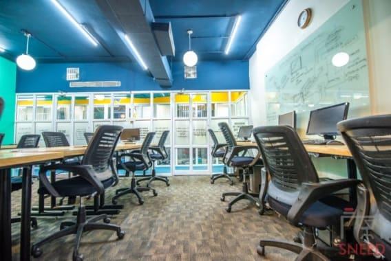 Open Desk Bangalore Indiranagar urban-vault-indiranagar-1133