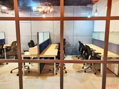 Open Desk New Delhi State Bank Colony daftar-cowork