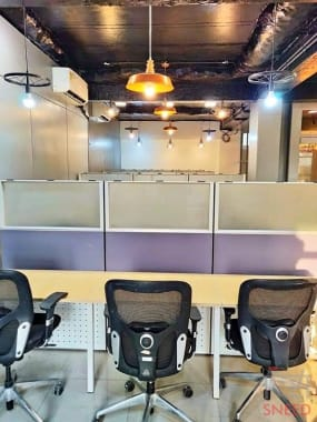 Open Desk New Delhi State Bank Colony daftar-cowork