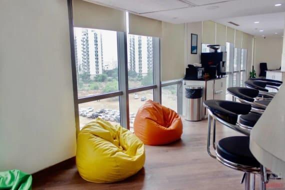 Open Desk Gurgaon Sohna Road instaoffice-iris