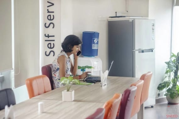 Open Desk Gurgaon Sohna Road instaoffice-iris