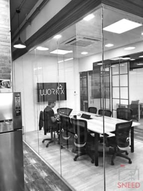 8 seaters Meeting Room Bangalore Whitefield workx-coworking-spaces-whitefield
