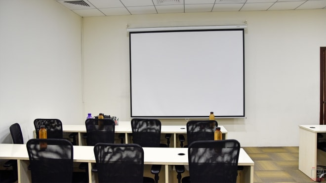 28 seaters Training Room Hyderabad Madhapur the-smart-hive