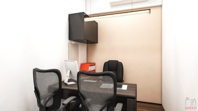 3 seaters Private Room Pune Camp level-212-cowork-spaces