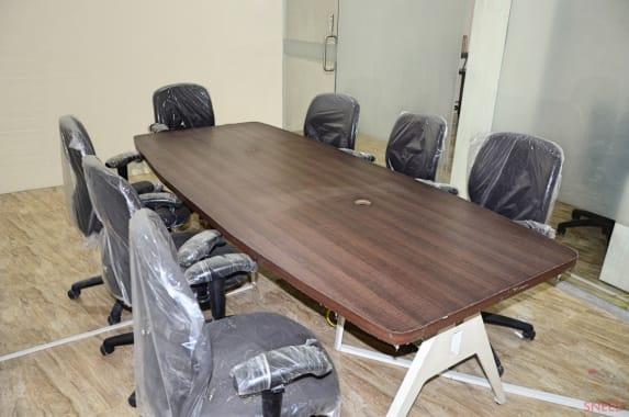 8 seaters Meeting Room Bangalore Rajarajeshwari Nagar office-berth