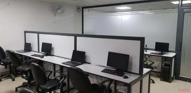 35 seaters Open Desk New Delhi Dwarka work-like-boss
