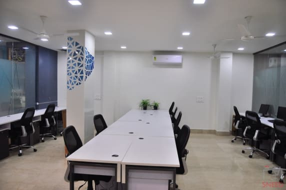 15 seaters Open Desk New Delhi South Extension cowork-southex