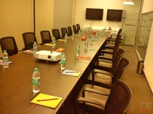 20 seaters Meeting Room Mumbai Andheri newbridge-business-centre-andheri