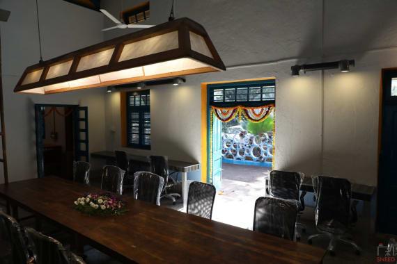 40 seaters Open Desk Pune Hadapsar designboat-innovation-hub