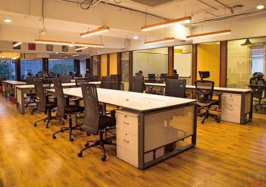 80 seaters Open Desk Bangalore Koramangala attic-space-koramangala-1