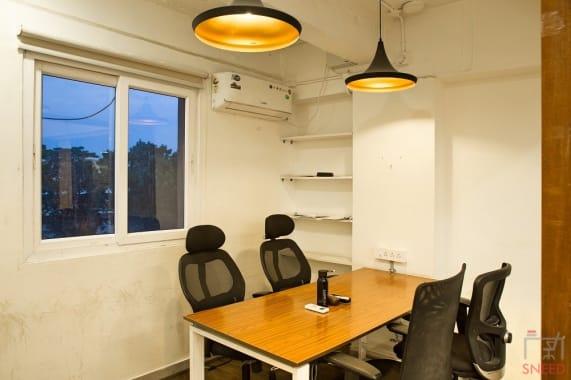 4 seaters Private Room Bangalore Koramangala attic-space-koramangala-1