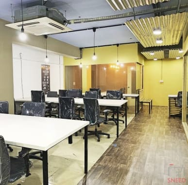 21 seaters Open Desk Bangalore Victoria Layout grit-coworks-silver-palms