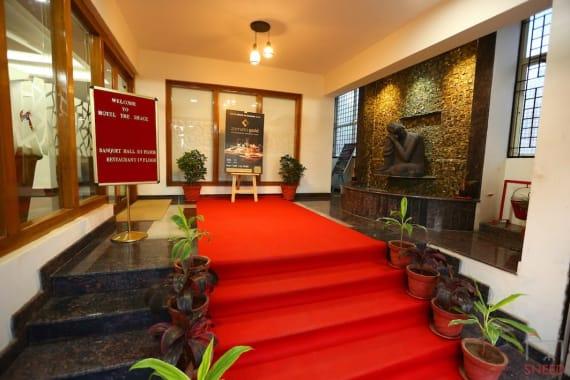 General Bangalore Ramamurthy Nagar hotel-the-shack