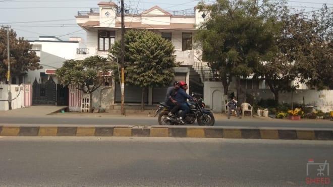General Lucknow Indira Nagar quest-junction