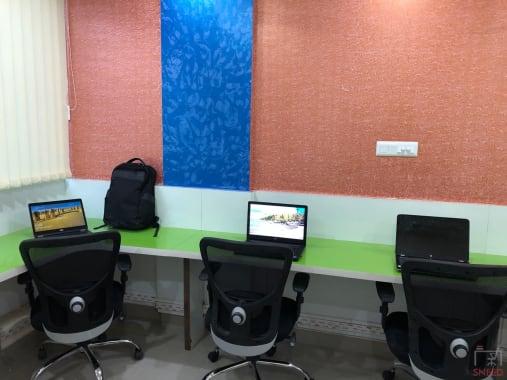 30 seaters Open Desk Bangalore Kasturi Nagar work2gather
