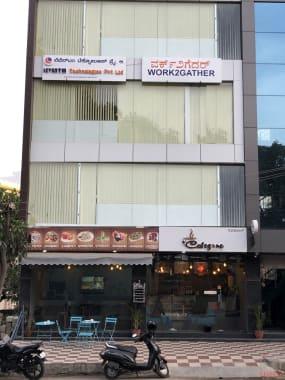 General Bangalore Kasturi Nagar work2gather