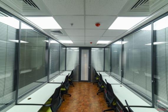 Open Desk Mumbai Vashi wegrow-business