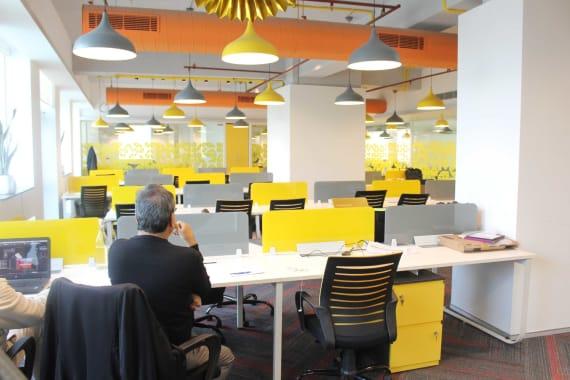 Open Desk Gurgaon Golf Course Road gohive-ocus-technopolis