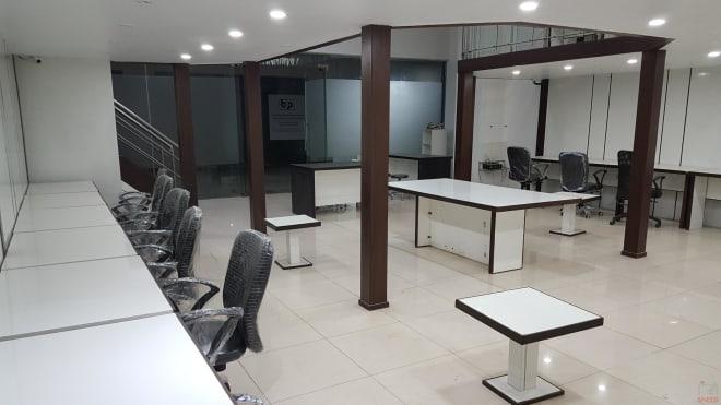 Open Desk Pune Hinjawadi crystal-coworks
