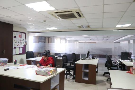 Open Desk Chennai Chetpet aula-designs