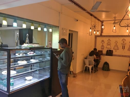 General Bangalore Indiranagar cafe-cofix-co-working