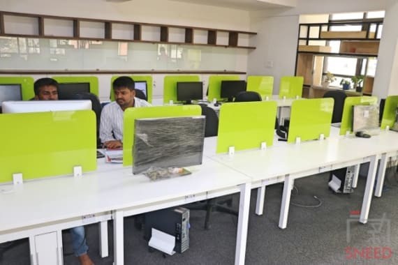 28 seaters Open Desk Bangalore Nagarbhavi excel-coworks