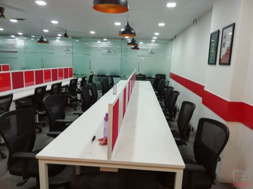 Open Desk Pune Kharadi yooco-red