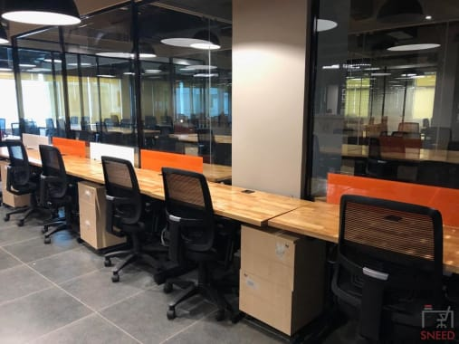 Open Desk Gurgaon Udyog Vihar cube8