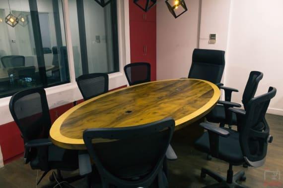 6 seaters Meeting Room Cochin Kadavanthara next-57-kochi