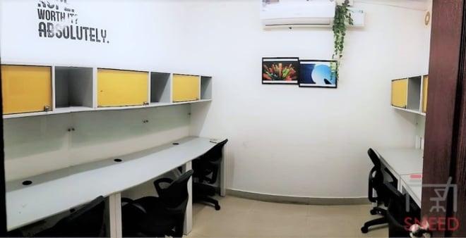 6 seaters Private Room Bangalore Indiranagar zillion-biz-indiranagar