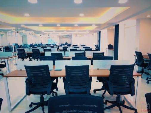 Open Desk Noida Sector 2 so-share-noida