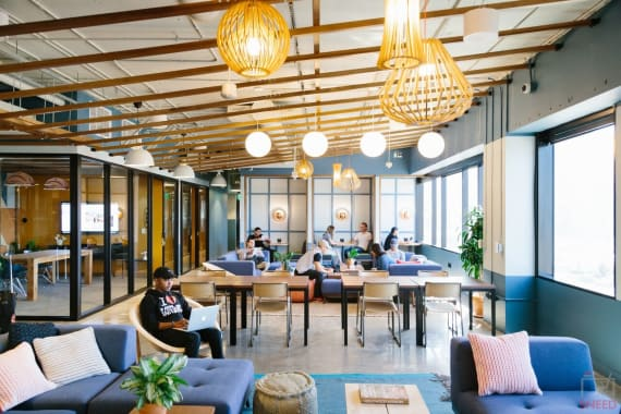 General Gurgaon DLF Cyber City wework-forum