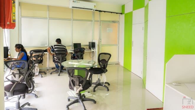Open Desk Bangalore Marathahalli inspire-workplace