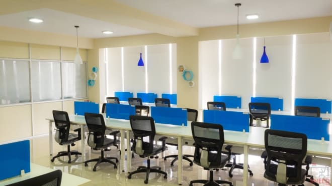 20 seaters Private Room Bangalore Marathahalli inspire-workplace