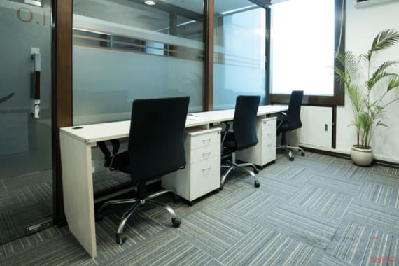 Private Room Gurgaon Sector 32 instaoffice-spml-house