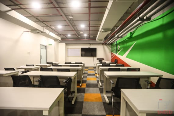 35 seaters Training Room Mumbai Kurla global-institute-of-sports-business