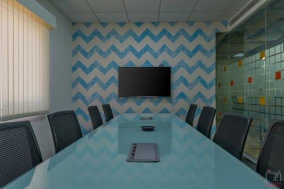 Meeting Room Pune Baner indiqube-kode-it