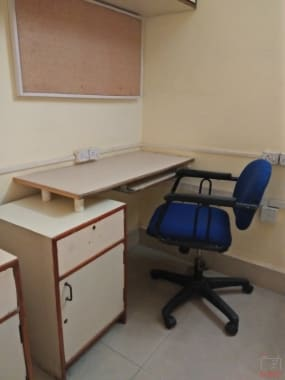 10 seaters Open Desk Bangalore Cunningham Road batha-advertising-associates