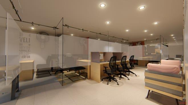 10 seaters Open Desk Ranchi Ranchi Main Road work-studio-coworking-ranchi