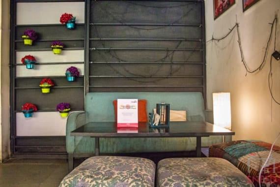 General Bangalore Indiranagar dialogues-teal-door-cafe