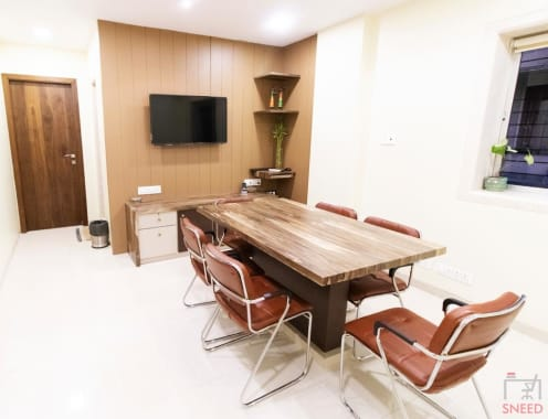 10 seaters Meeting Room Mumbai Colaba hourspace