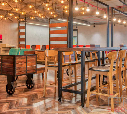 50 seaters Open Desk Pune Shivaji Nagar awfis-godrej-eternia