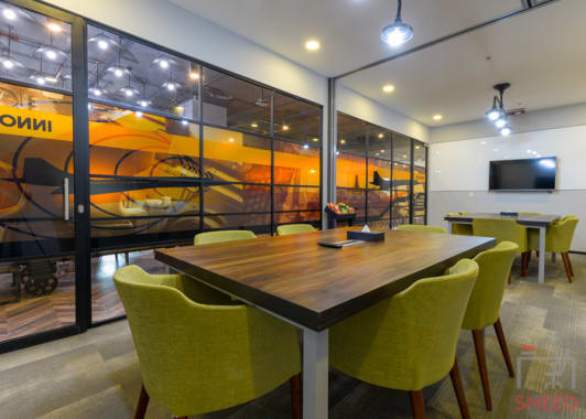 6 seaters Meeting Room Pune Baner - Pashan Link Road awfis-the-kode