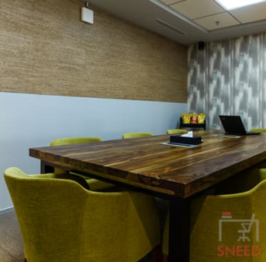 6 seaters Meeting Room Gurgaon DLF Phase 3 awfis-ambience-mall