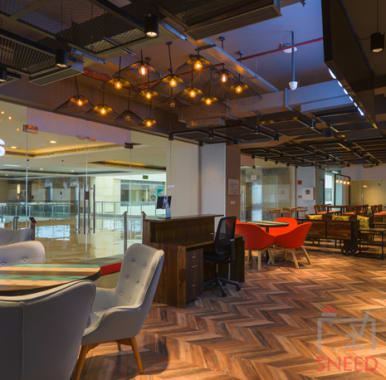 General Gurgaon DLF Phase 3 awfis-ambience-mall