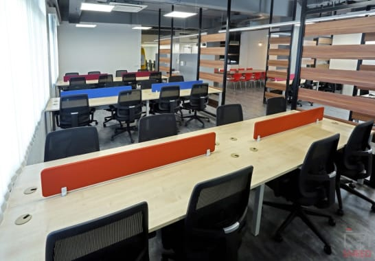 50 seaters Open Desk Gurgaon Golf Course Road awfis-golf-course