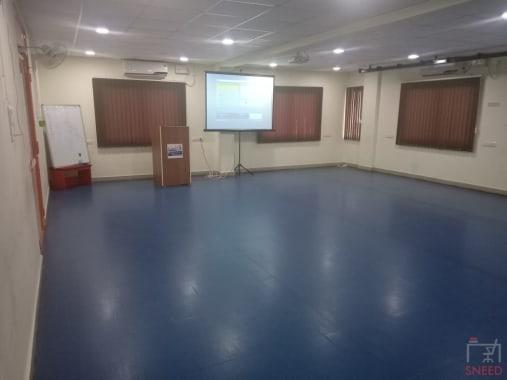 60 seaters Training Room Hyderabad Begumpet progressive-care