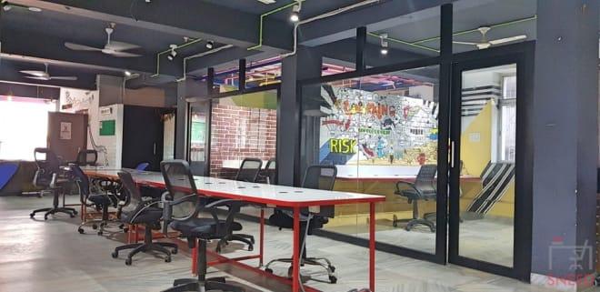 25 seaters Open Desk Patna Patna Junction work-studio-coworking-patna